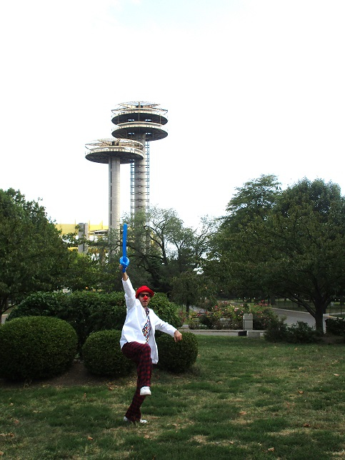 clowning around the worlds fair